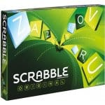 recenze Mattel Scrabble Original