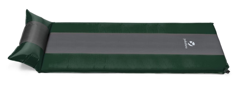 nafukovací karimatka s polštářem