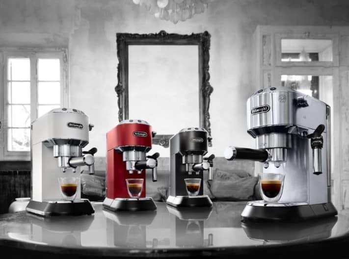Recenze kávovarů Delonghi