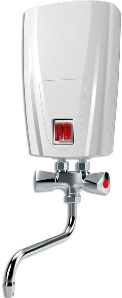 průvodce výběrem průtokových ohřívačů vody