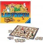 Recenze Ravensburger Labyrinth Bláznivé bludiště
