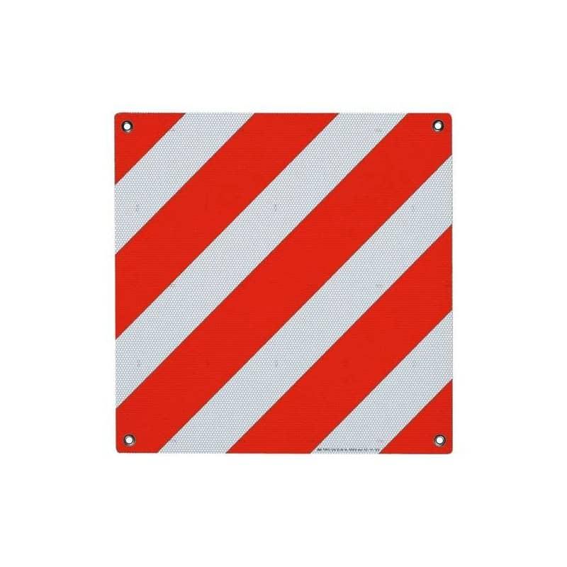 reflexní tabule pro označení nosiče kol v itálii