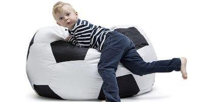 Jak vybrat kvalitní sedací vak pro děti a dospělé? Rozhoduje materiál i výplň
