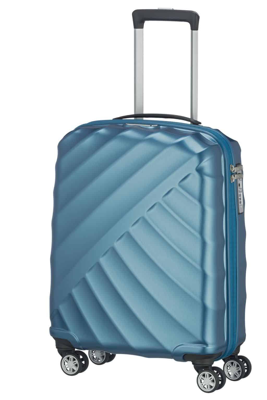 cestovní skořepinové kufry