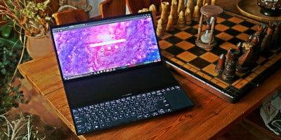 Recenze Asus ZenBook Pro Duo (UX581GV)