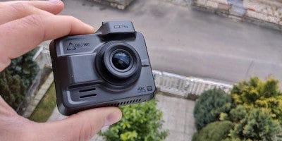 Recenze autokamery Cel-Tec K4 Dual GPS