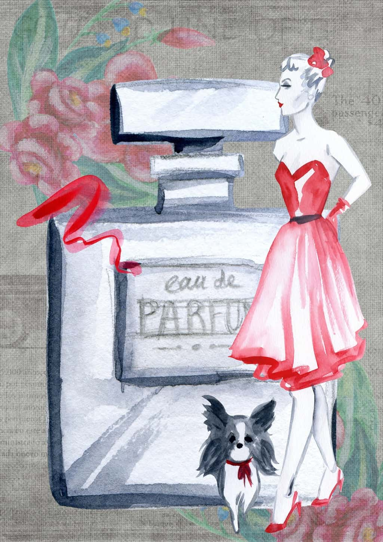 historie parfémů