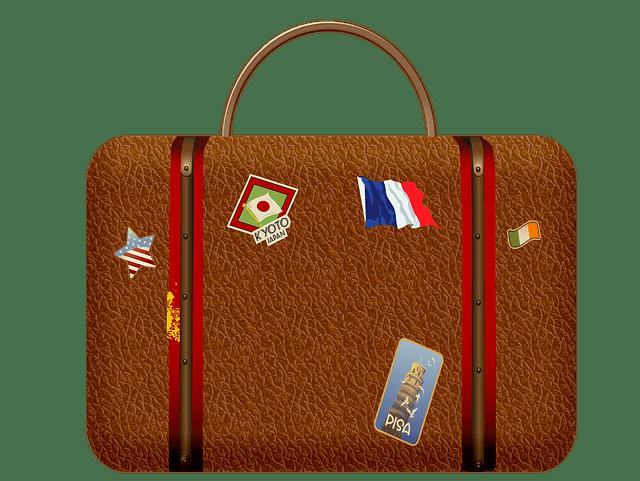 kožený kufr - recenze a test