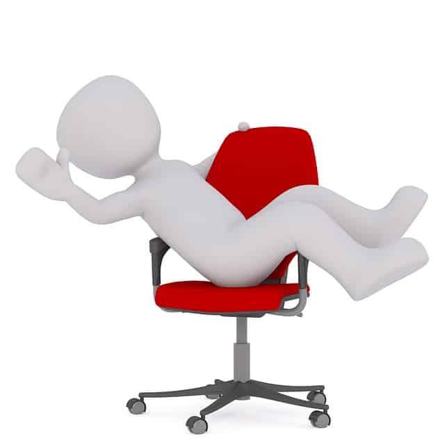 nosnost židle - zkušenosti
