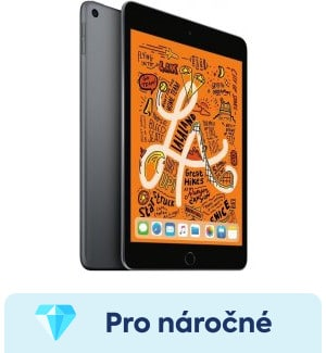 Recenze Apple iPad Mini