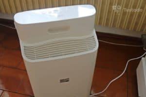test čističky vzduchu Olimpia SPlendid Aura Di