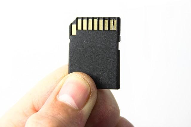 Jakou vybrat přenosovou rychlost u paměťových karet