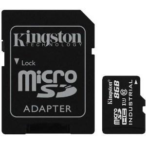 Recenze Kingston microSDHC 8GB
