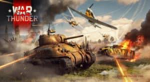 War Thunder MMORPG