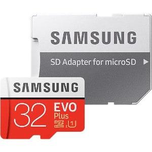 Recenze Samsung microSDHC 32GB