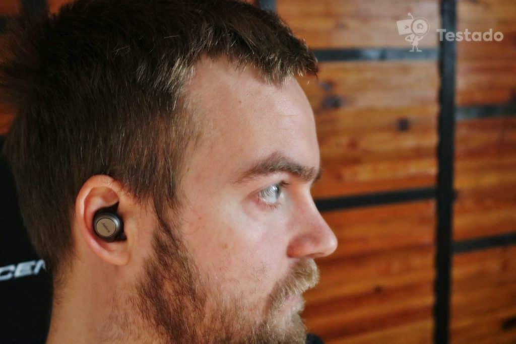 Jabra Elite 75t - špuntová sluchátka