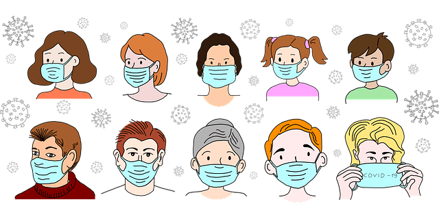 roušky a respirátory skladem