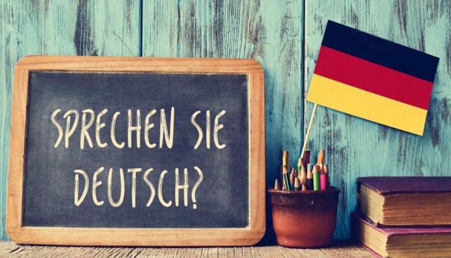 němčina online