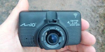 Recenze autokamery Mio MiVue 798
