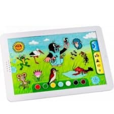 Teddies Krtkův interaktivní tablet recenze
