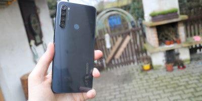 Recenze Xiaomi Redmi Note 8T