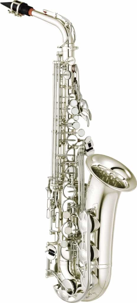 druhy saxofonu alt