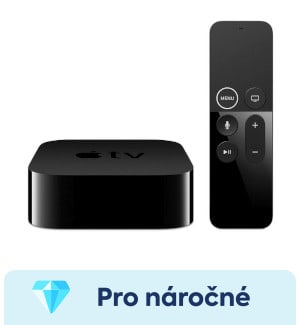 Recenze Apple TV 4K 32GB