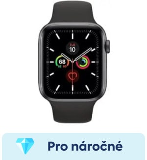 Recenze Apple Watch 5