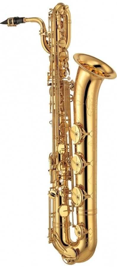 druhy saxofonu baryton
