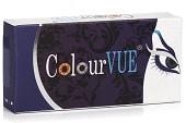 čtvrtletní kontaktní čočky colourvue glamour