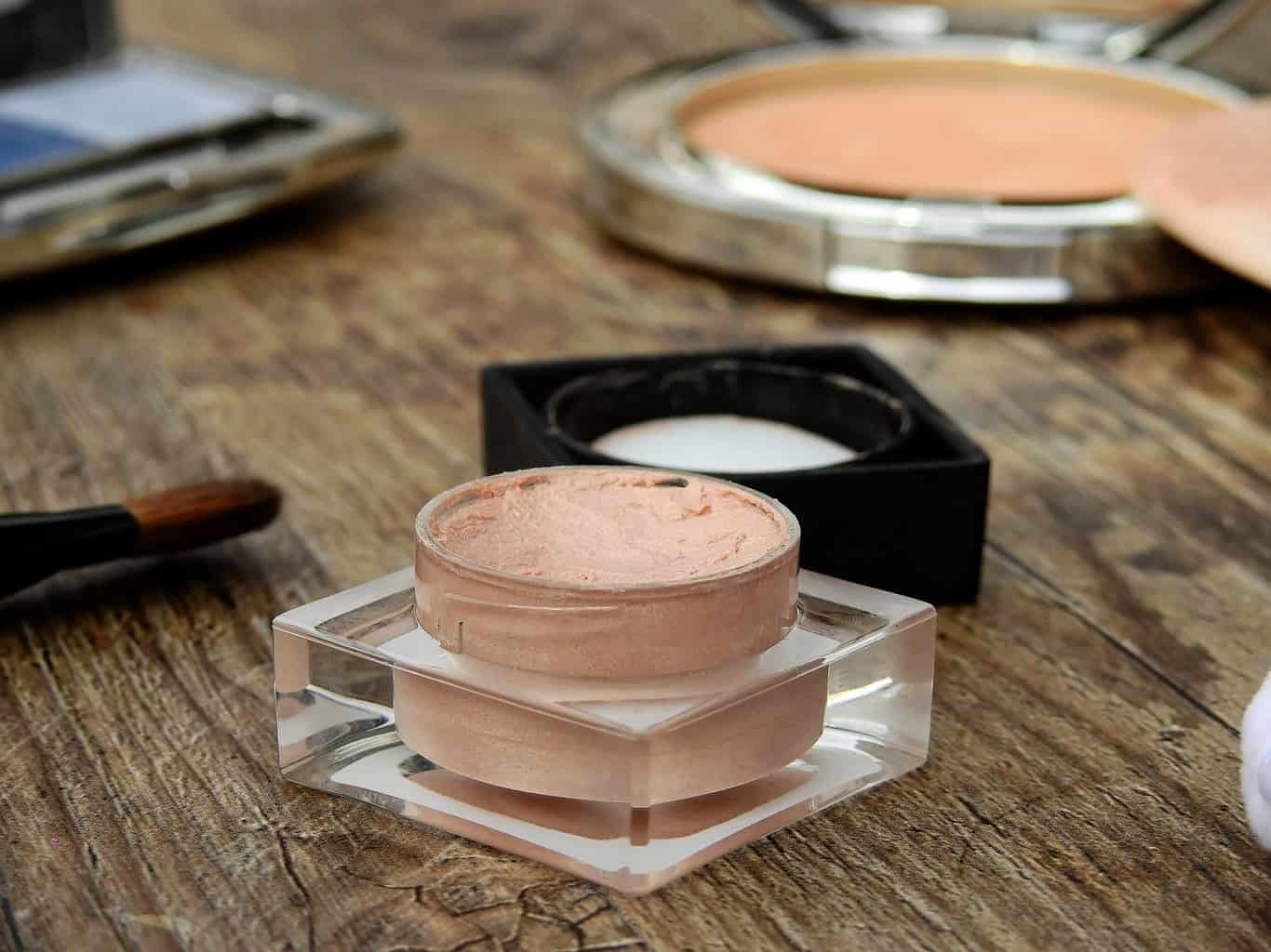 druhy makeupů