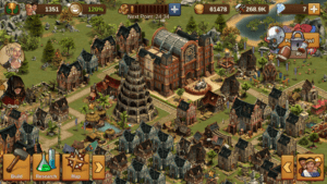 Forge of Empires - recenze