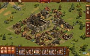 recenze a test strategie Forge of Empires