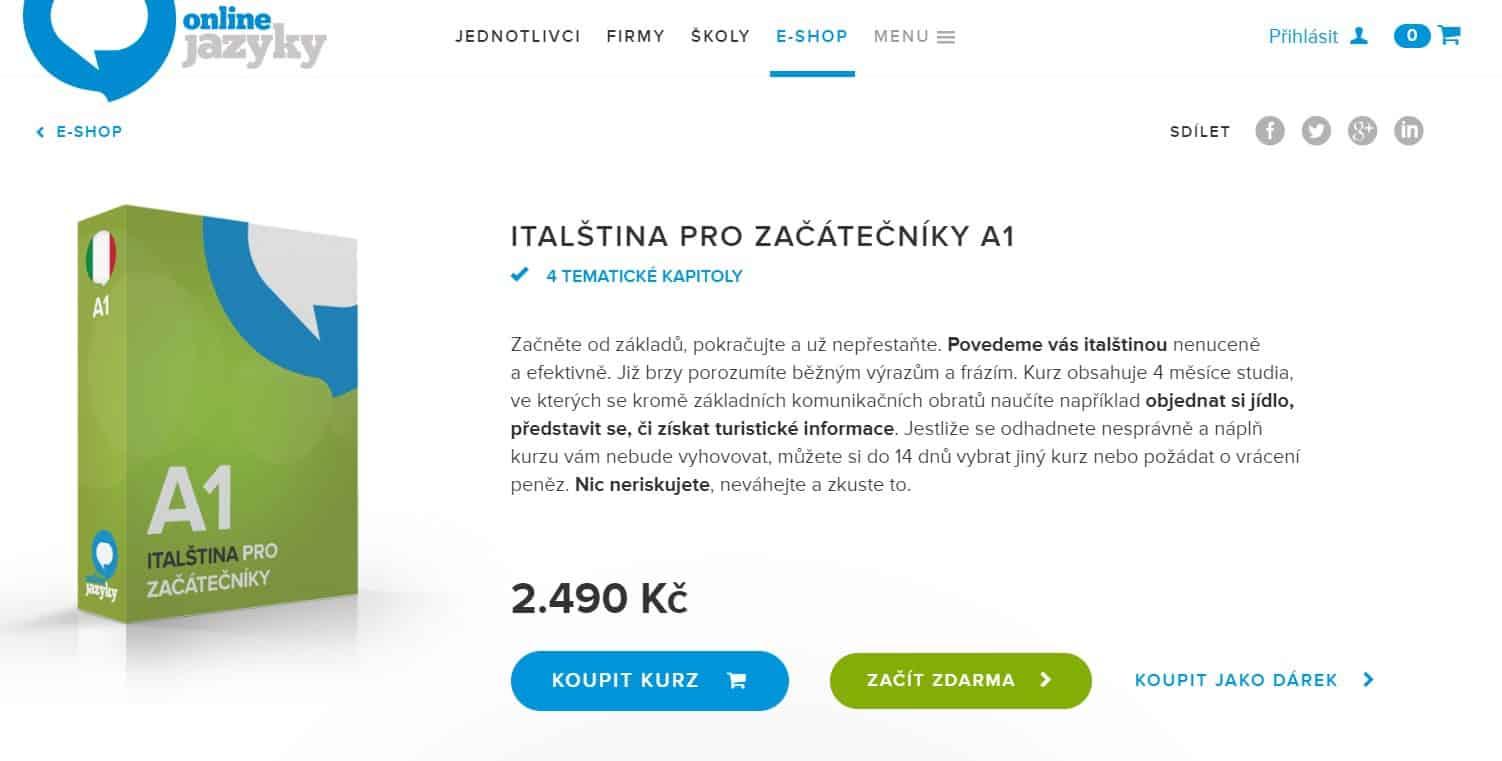 italský jazyk onlinejazyky.cz