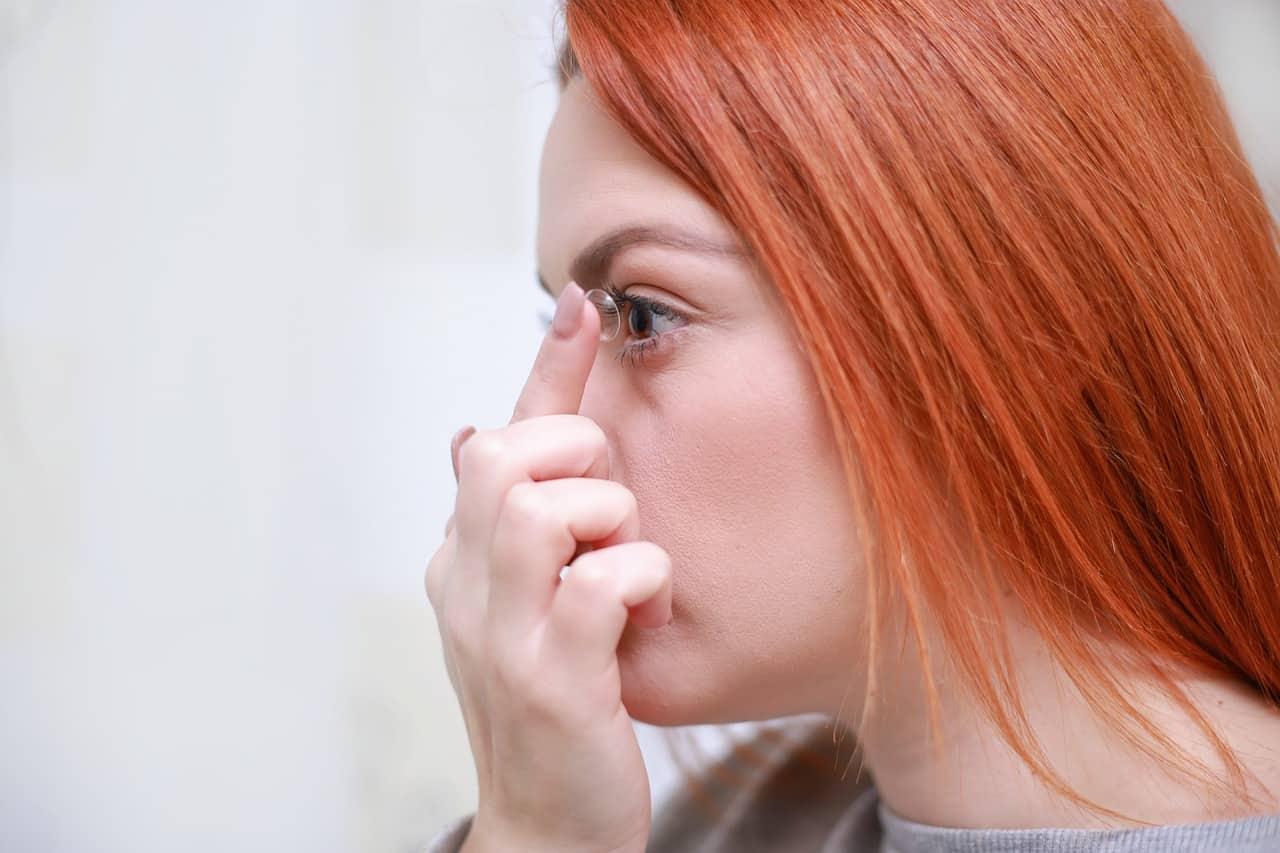 nákup čočky kontaktní