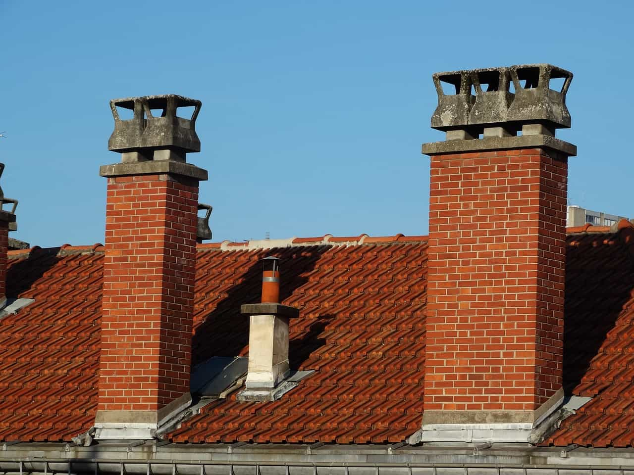 komíny pro vývod z krbových kamen