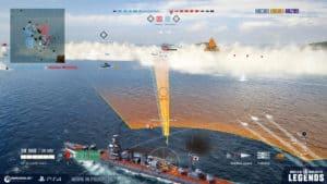 test World of Warships