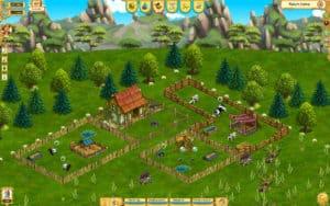 test My Little Farmies MMORPG