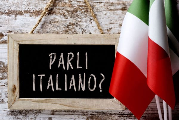 výuka italštiny online
