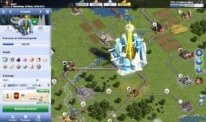 Rail Nation recenze hry
