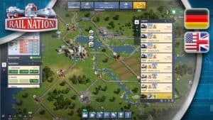 Rail Nation recenze PC hry