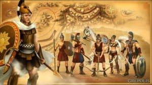 recenze Grepolis - hra