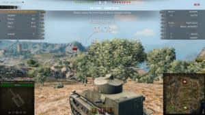 World of Tanks recenze MMO online hry