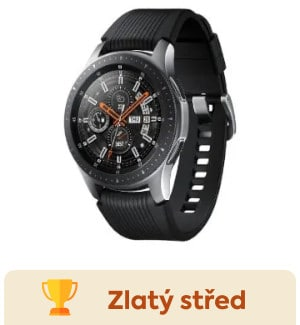 Recenze Samsung Galaxy Watch