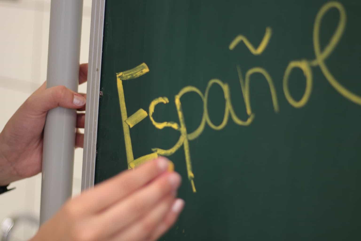 výuka španělského jazyka