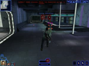 test Star Wars: The Old Republic