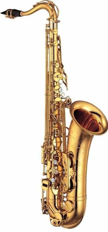 druhy saxofonu tenor