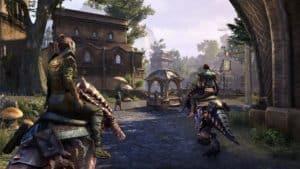 The Elder Scrolls Online hra MMORPG