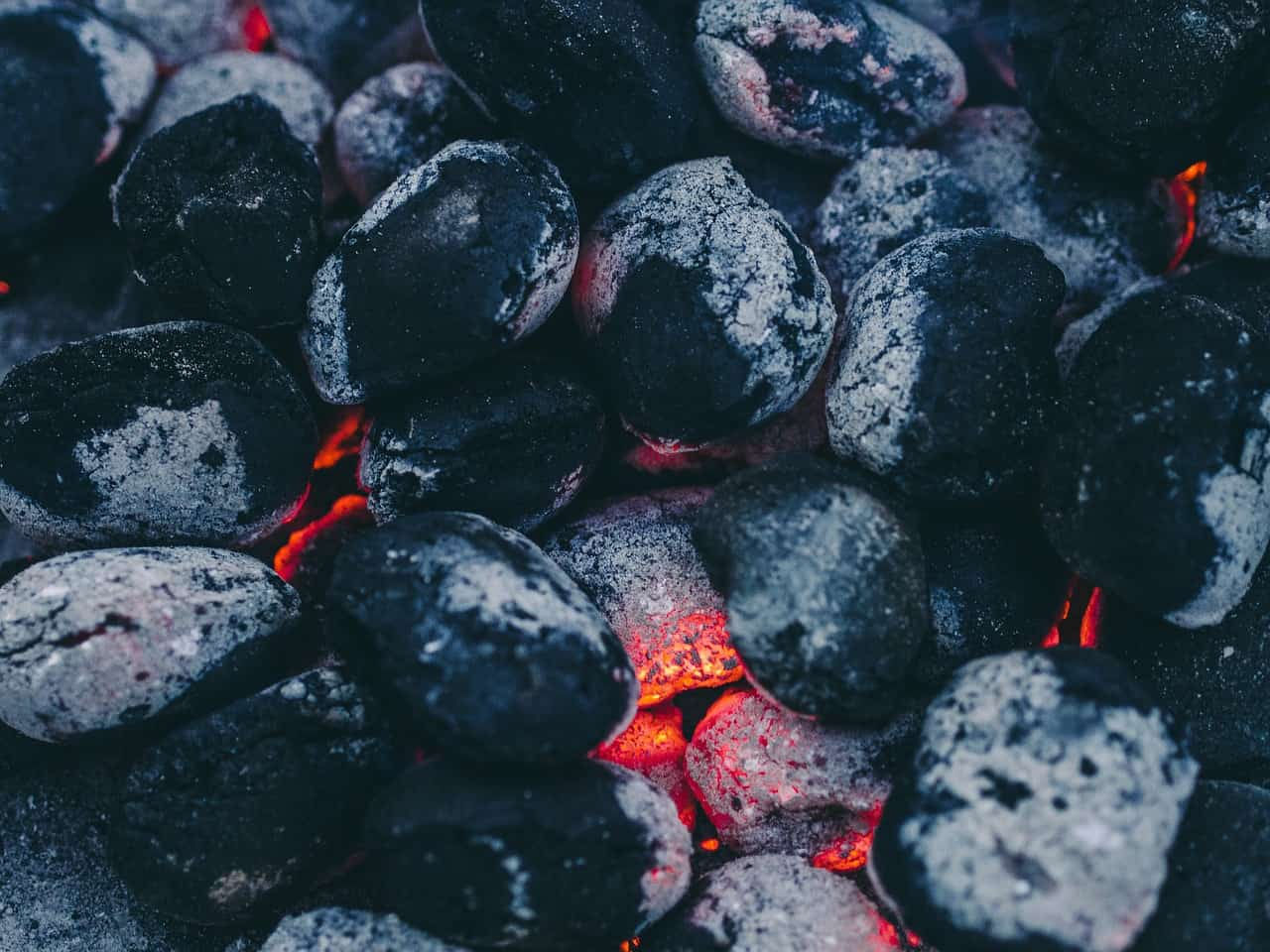 palivo uhlí