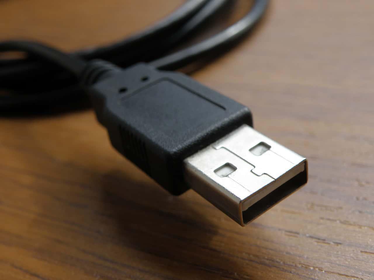klasické USB rozhraní